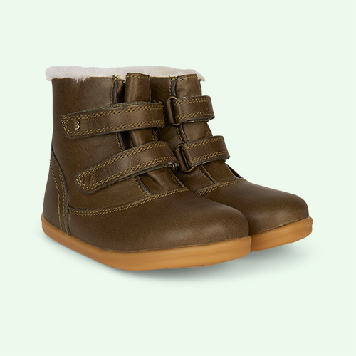 Olive Bobux I-Walk Aspen Winter Boot