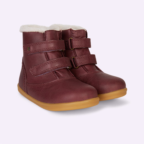 Plum Bobux I-Walk Aspen Winter Boot