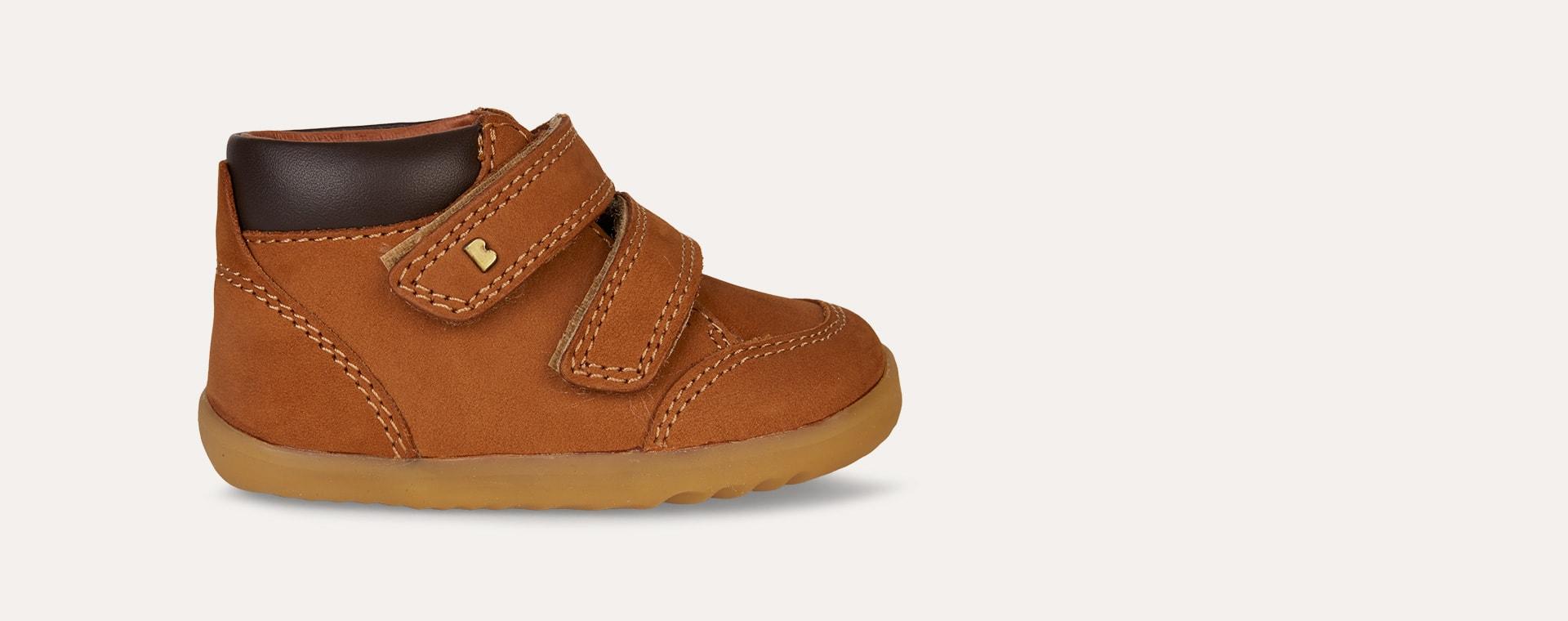 Mustard Bobux Timber Step-Up Boot