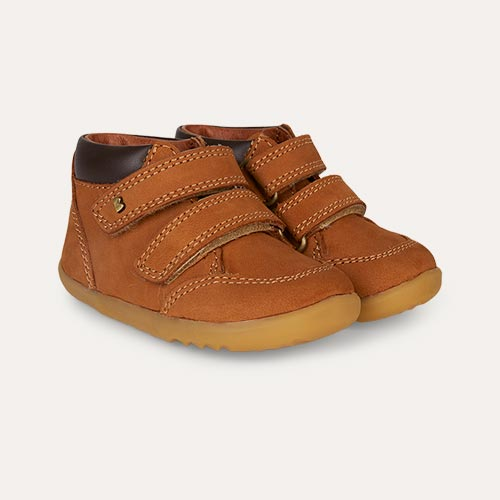 Mustard Bobux Timber Step-Up Boot