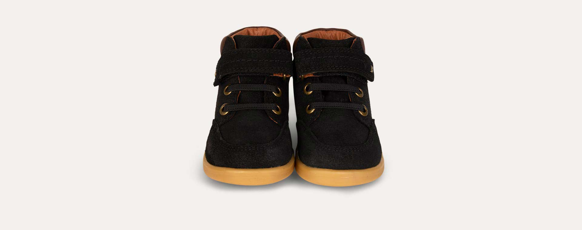 Black Bobux Timber I-Walk Boot