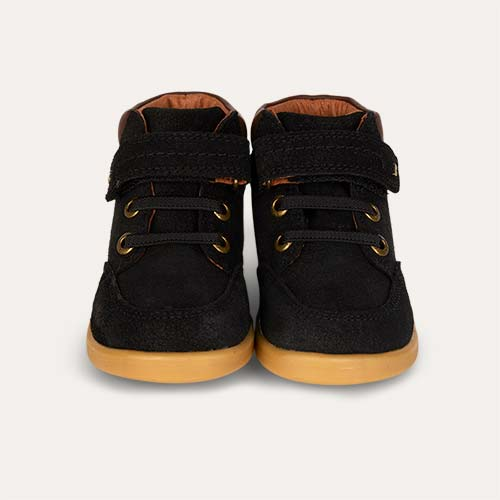 Black Bobux Timber I-Walk Boot