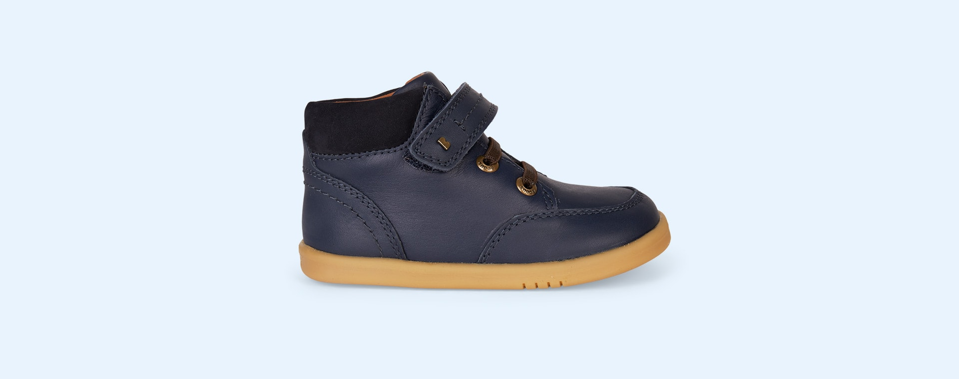 Navy Bobux Timber I-Walk Boot