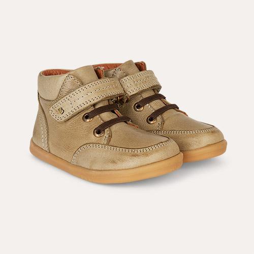 Vintage Olive Bobux Timber I-Walk Boot