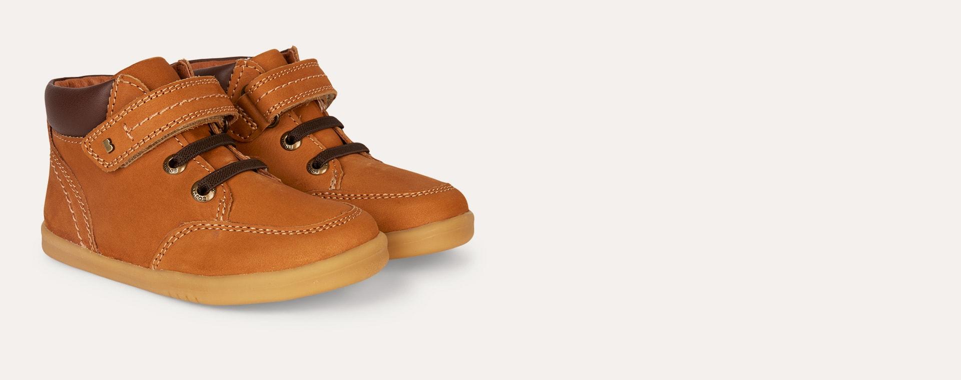 Mustard Bobux Timber I-Walk Boot