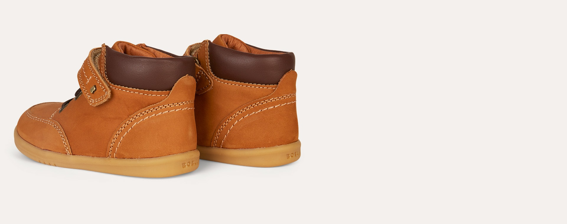 Mustard Bobux Timber I-Walk Boot