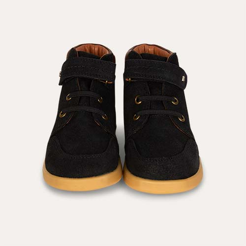 Black Bobux Timber Kid+ Boot