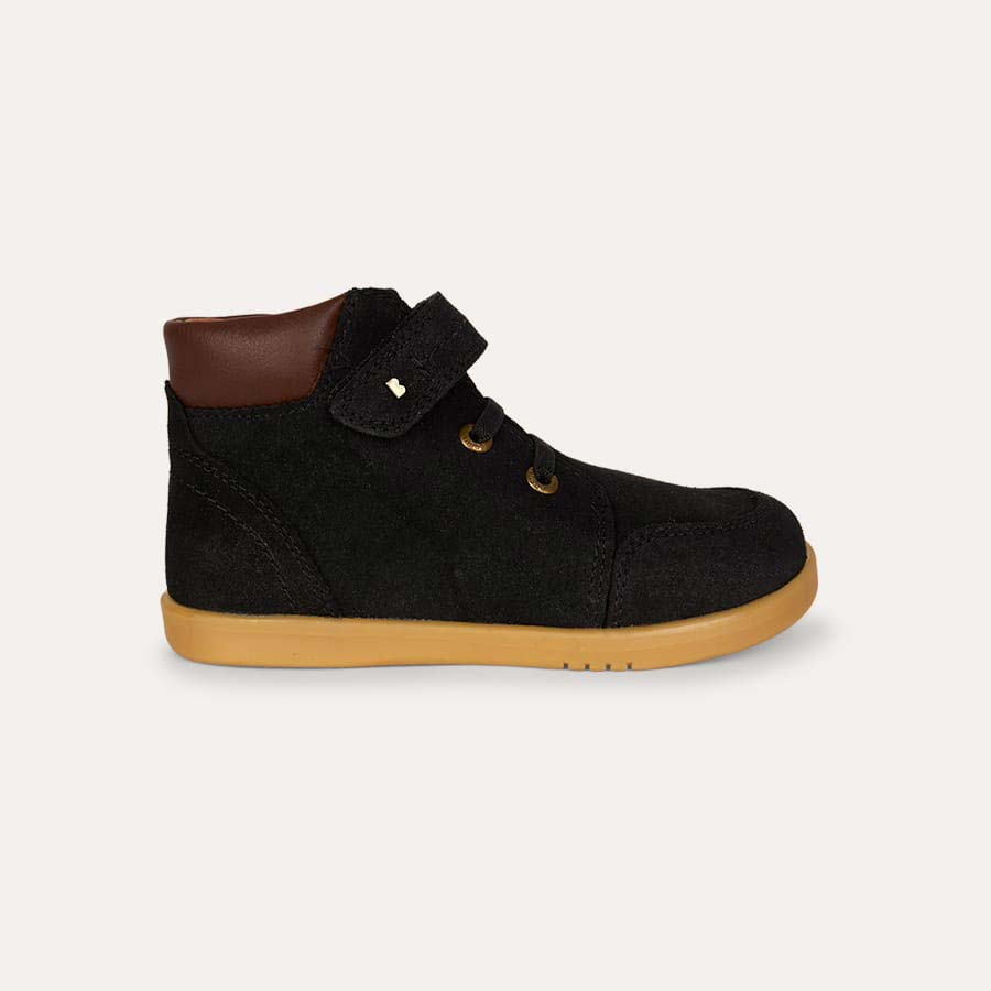 Black Bobux Timber Kid+ Boot