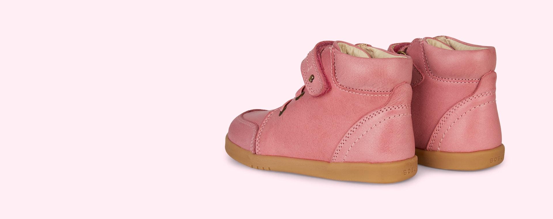 Vintage Rose Bobux Timber Kid+ Boot