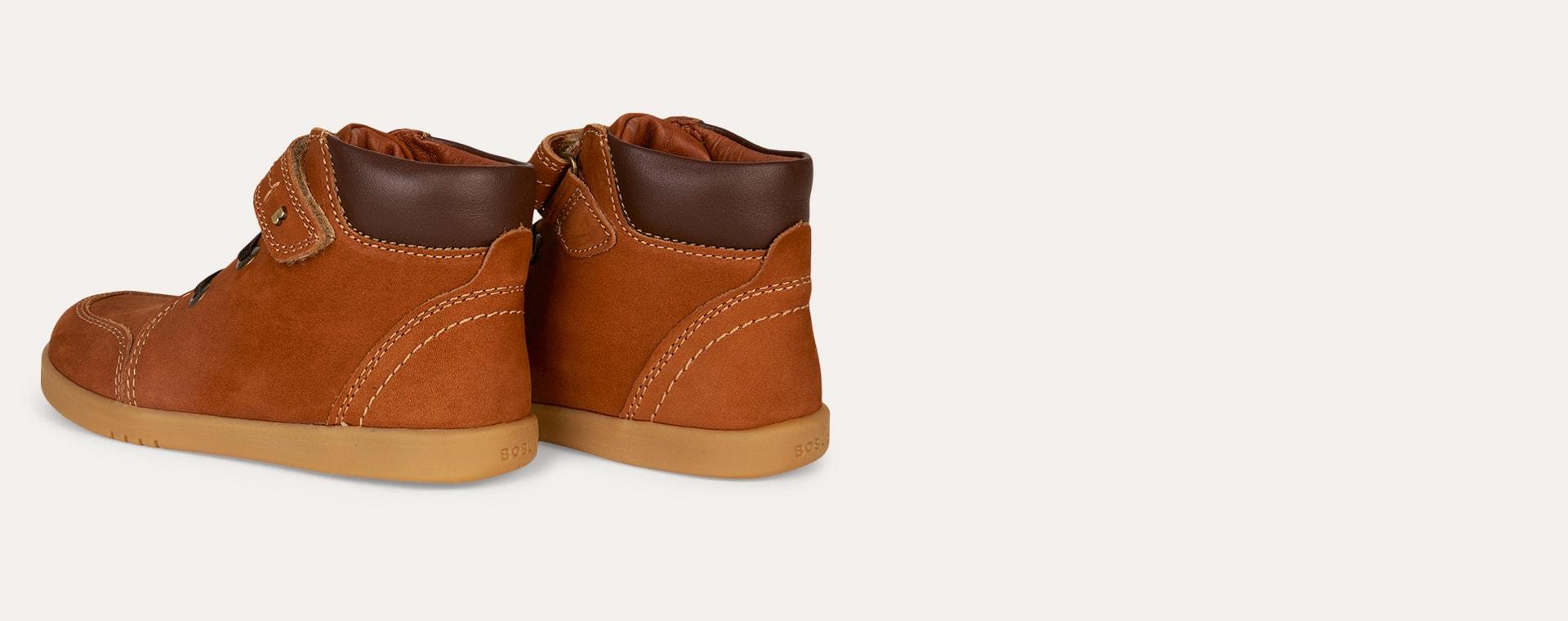 Mustard Bobux Timber Kid+ Boot