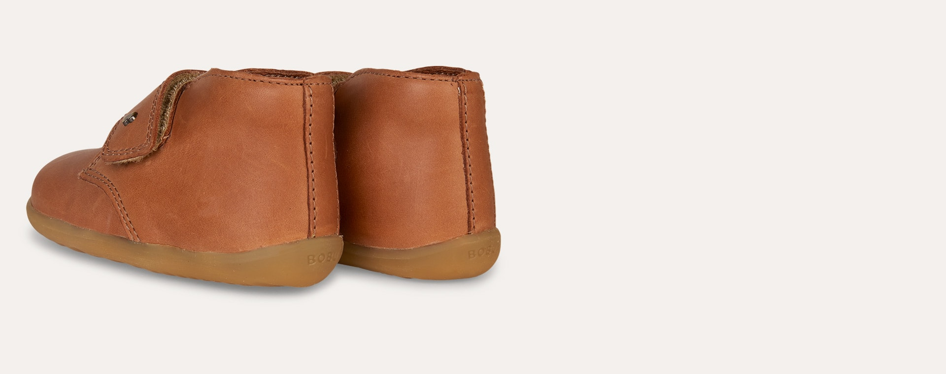 Caramel Bobux Desert Step-Up Boot