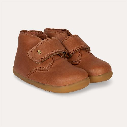 Caramel Bobux Desert Step-Up Boot
