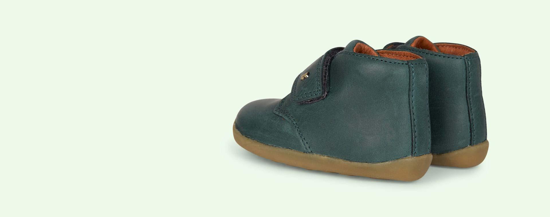 Forest Bobux Desert Step-Up Boot