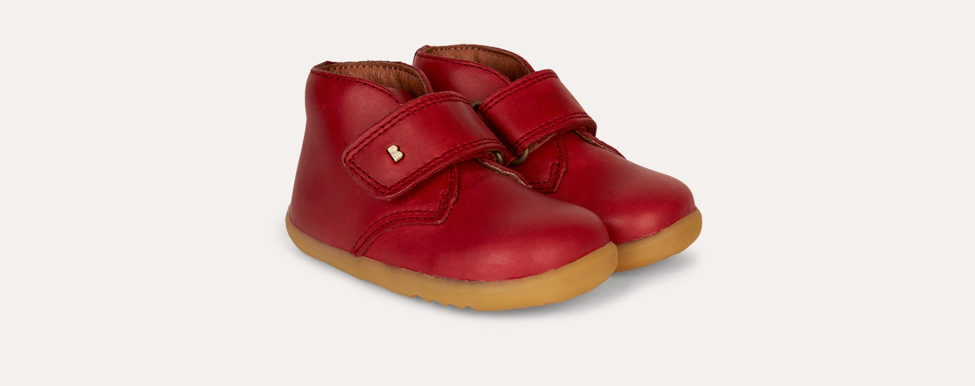 Rio Red Bobux Desert Step-Up Boot