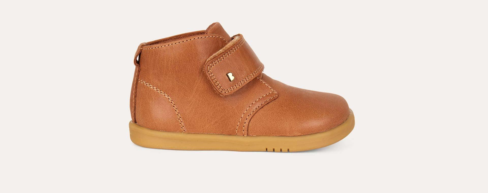 Caramel Bobux Desert I-Walk Boot