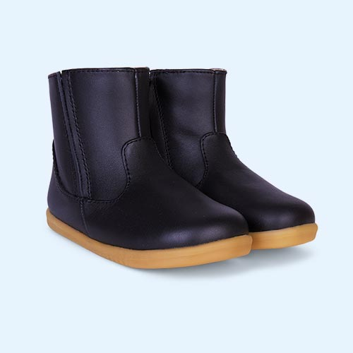 Ink Bobux Shire I-Walk Boot