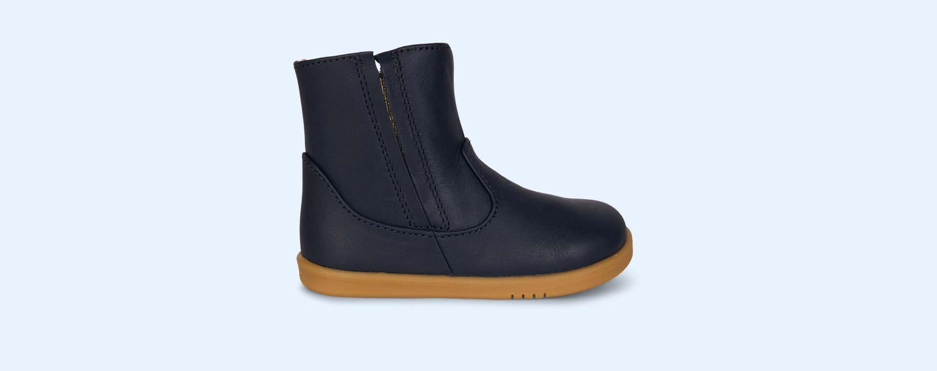 Navy Bobux Shire I-Walk Boot