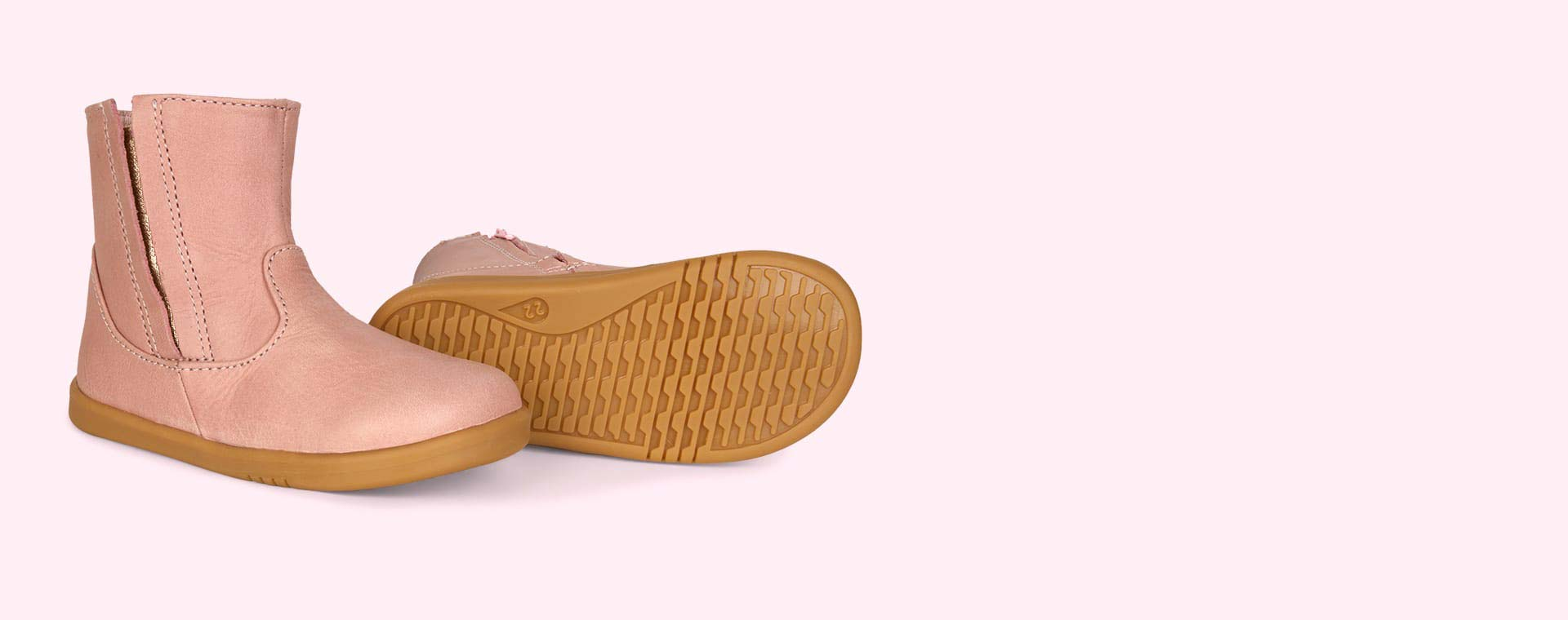 Blush Bobux Shire I-Walk Boot