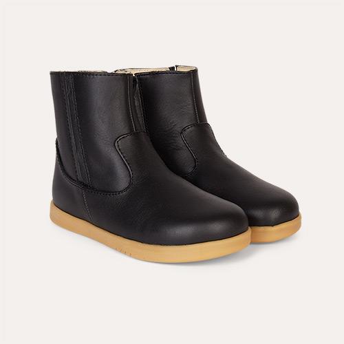 Black Bobux Shire Kid+ Boot