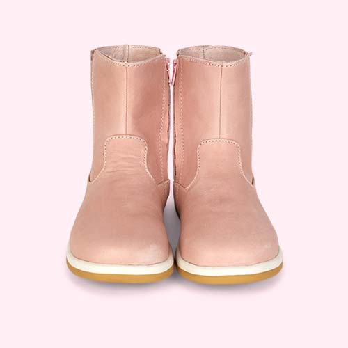 Blush Bobux Shire Kid+ Boot