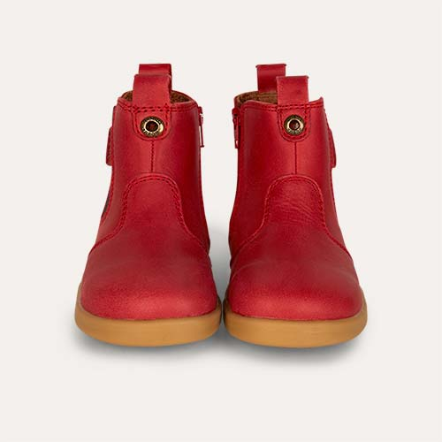 Red Bobux Jodphur I-Walk Boot