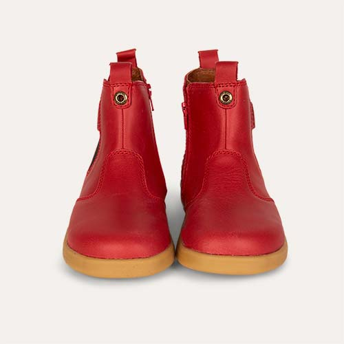 Red Bobux Jodphur Kid+ Boot