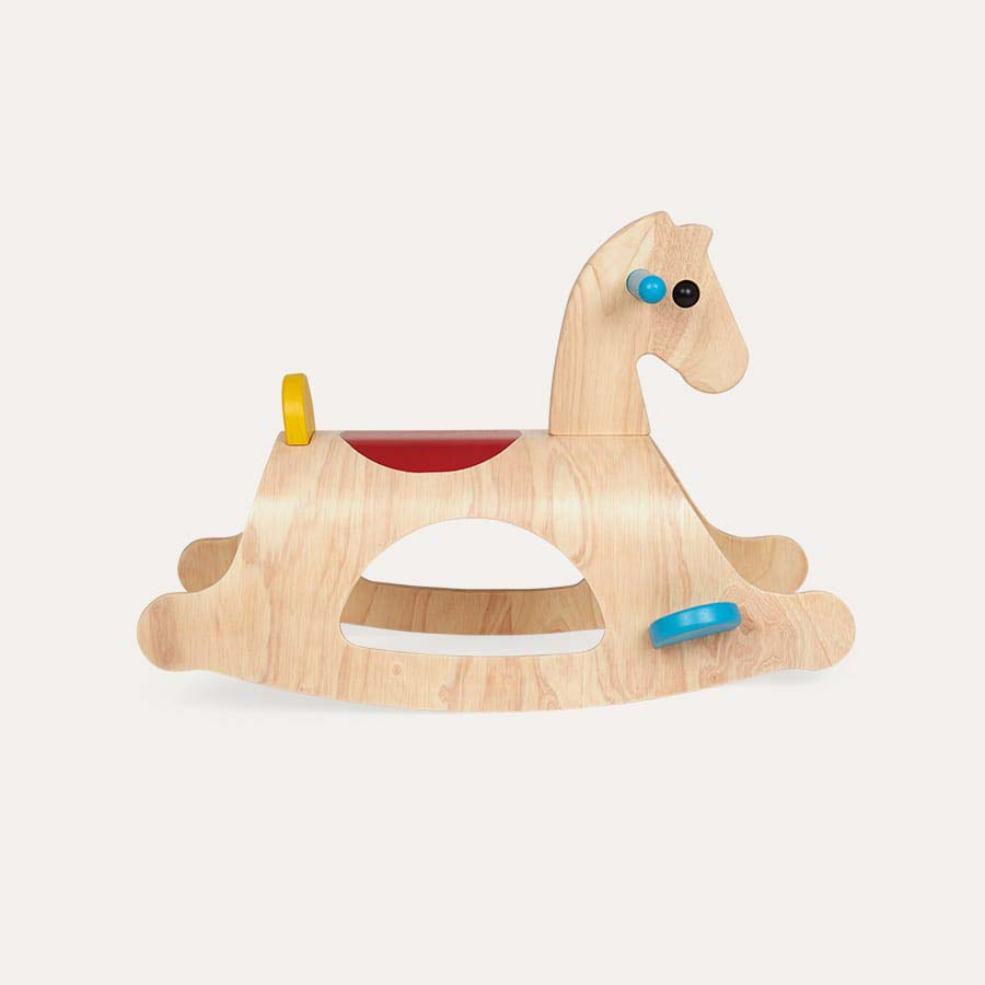 Wood Plan Toys Palomino Rocking Horse