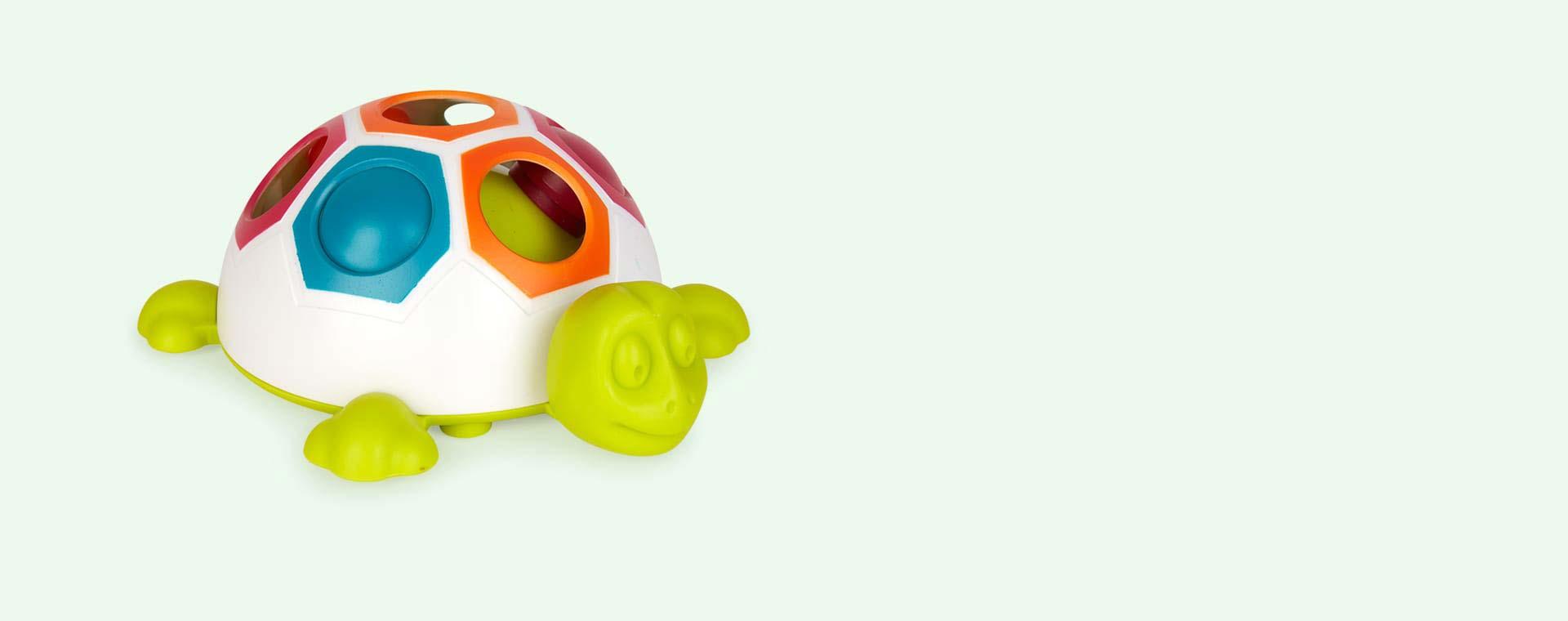 Multi Fat Brain Toys Pop & Slide Shelly
