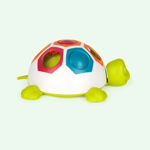 Multi Fat Brain Toys Pop & Slide Shelly