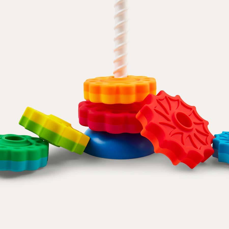 Multi Fat Brain Toys SpinAgain