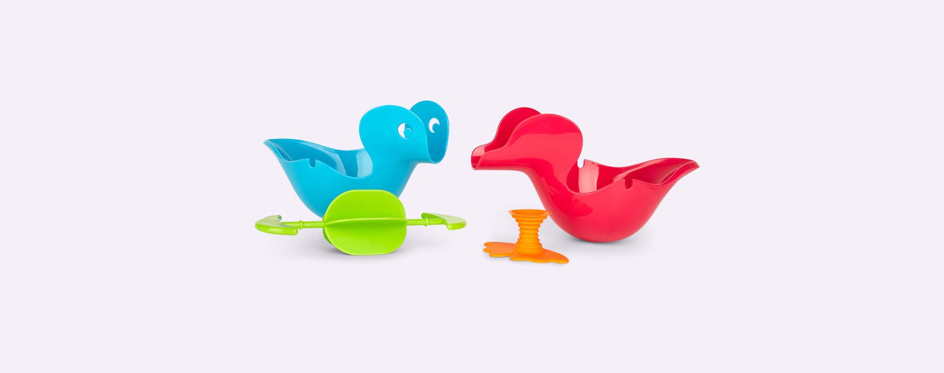 Multi Fat Brain Toys Quack Stack