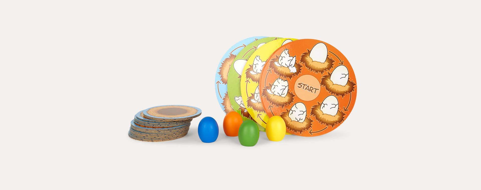 Multi Fat Brain Toys Peek-A-Doodle Doo