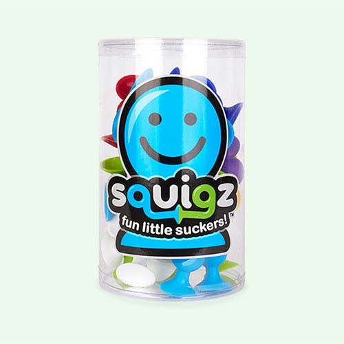 Multi Fat Brain Toys Squigz Starter Set - 24 Pieces