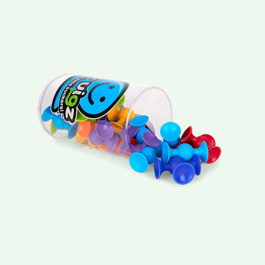 Multi Fat Brain Toys Squigz Starter Set - 24 Pieces