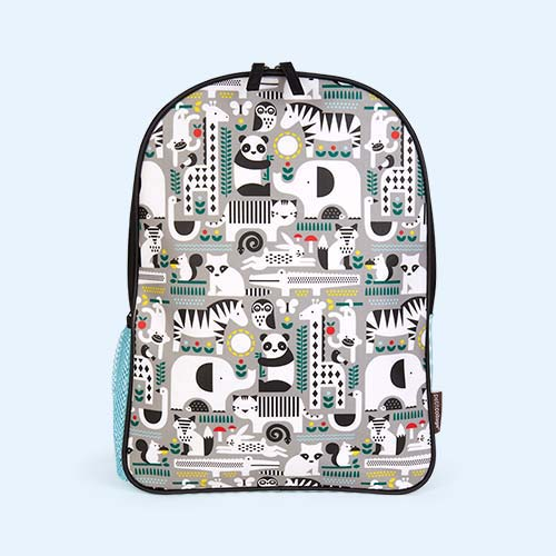 Animal Petit Collage Backpack