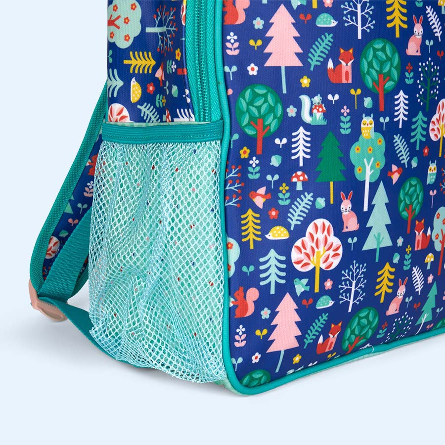 Woodland Petit Collage Backpack