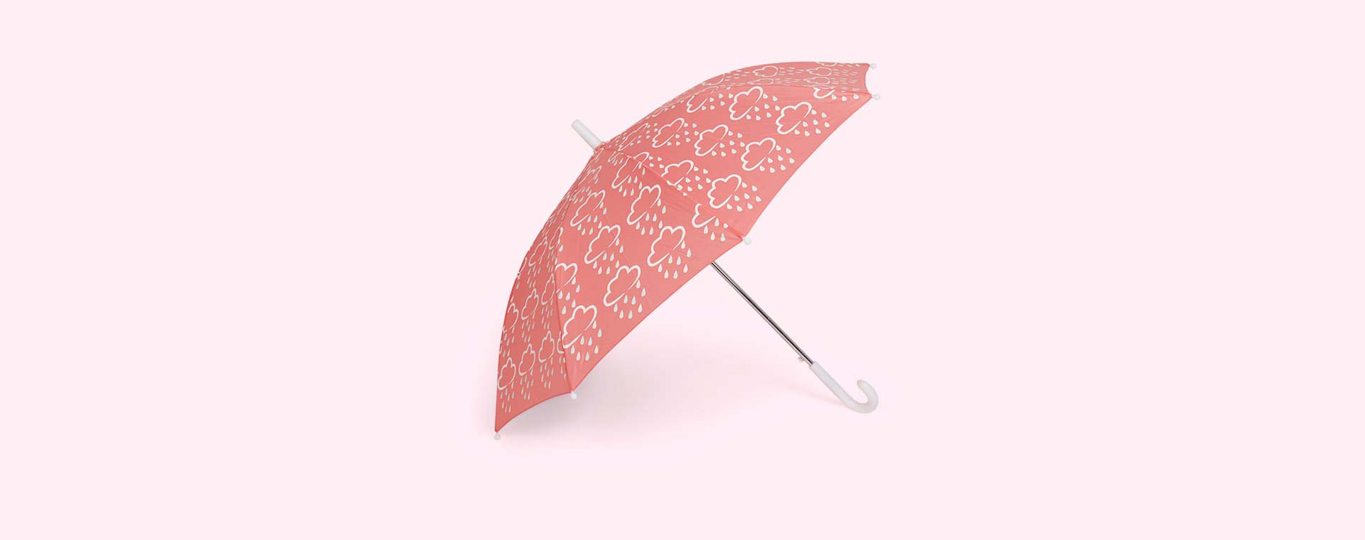Coral Grass & Air Colour Changing Umbrella