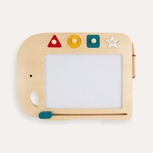Wooden Petit Collage Magic Drawing Board