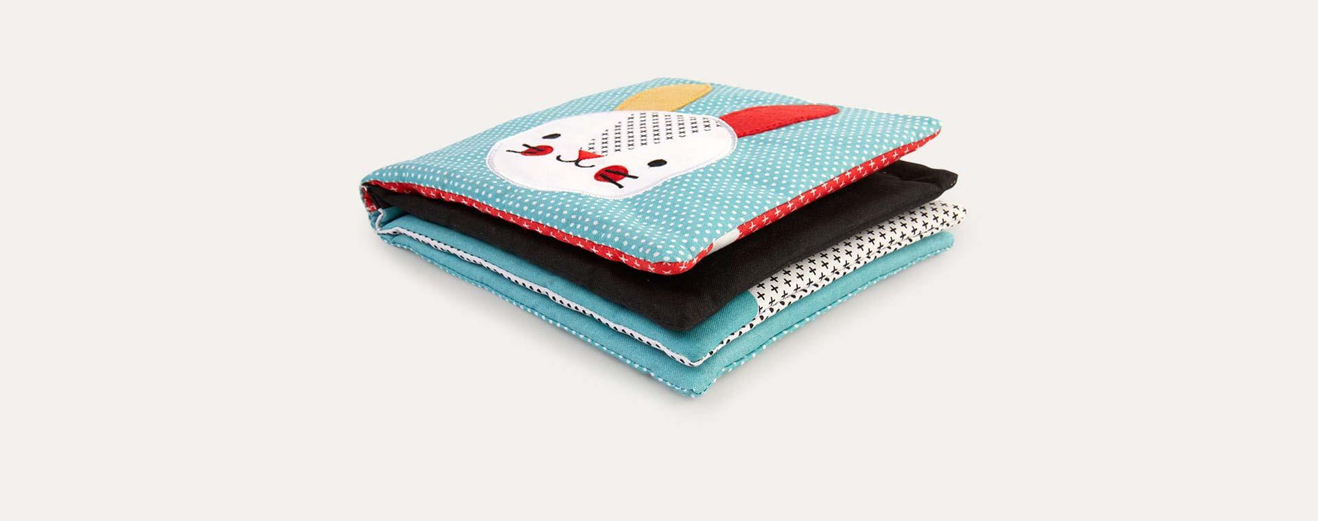 Multi Petit Collage Organic Soft Book Set