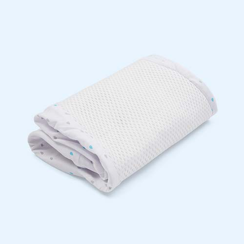 Tear Drop PurFlo Breathable Baby Nest Replacement Cover