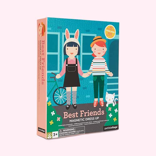 Best Friends Petit Collage Magnetic Dress Up Kit