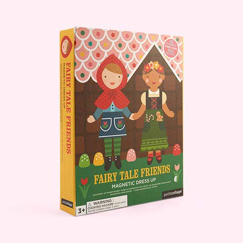 Fairytale Petit Collage Magnetic Dress Up Kit