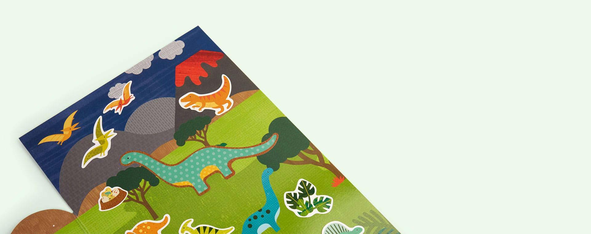 Dinosaur Petit Collage Sticker Activity Set
