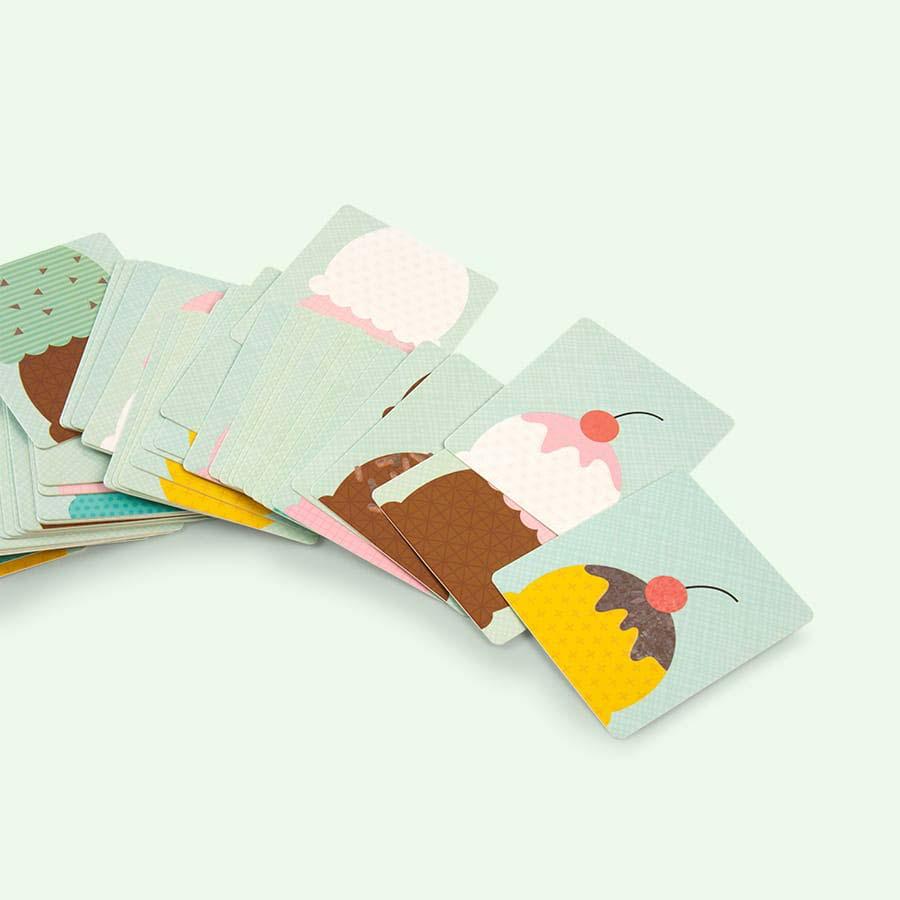 Multi Petit Collage Ice Cream Social Game