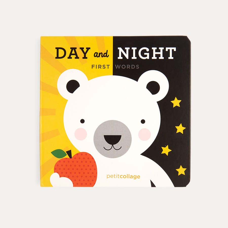 Multi Petit Collage Day and Night First Words