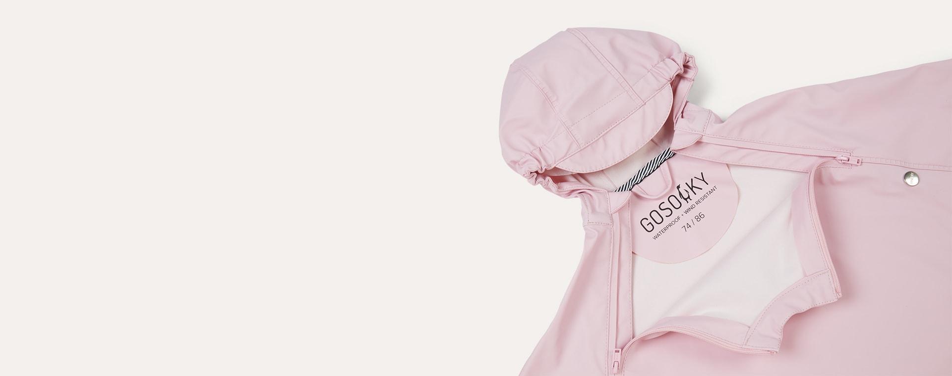 Cradle Pink GOSOAKY Unisex Cape