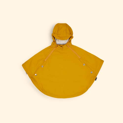 Lemon Curry GOSOAKY Unisex Cape