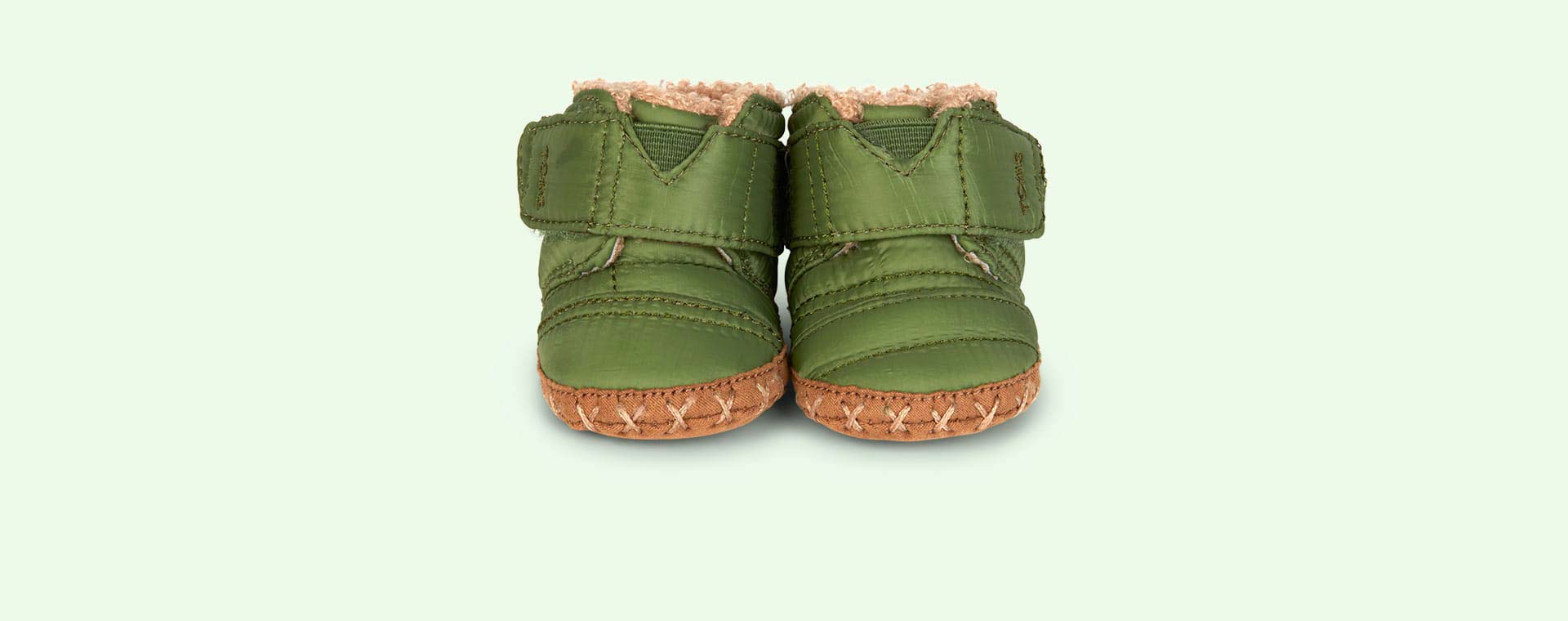 09b5b0b569c Buy the TOMS Cuna Quilted Crib Shoe at KIDLY UK
