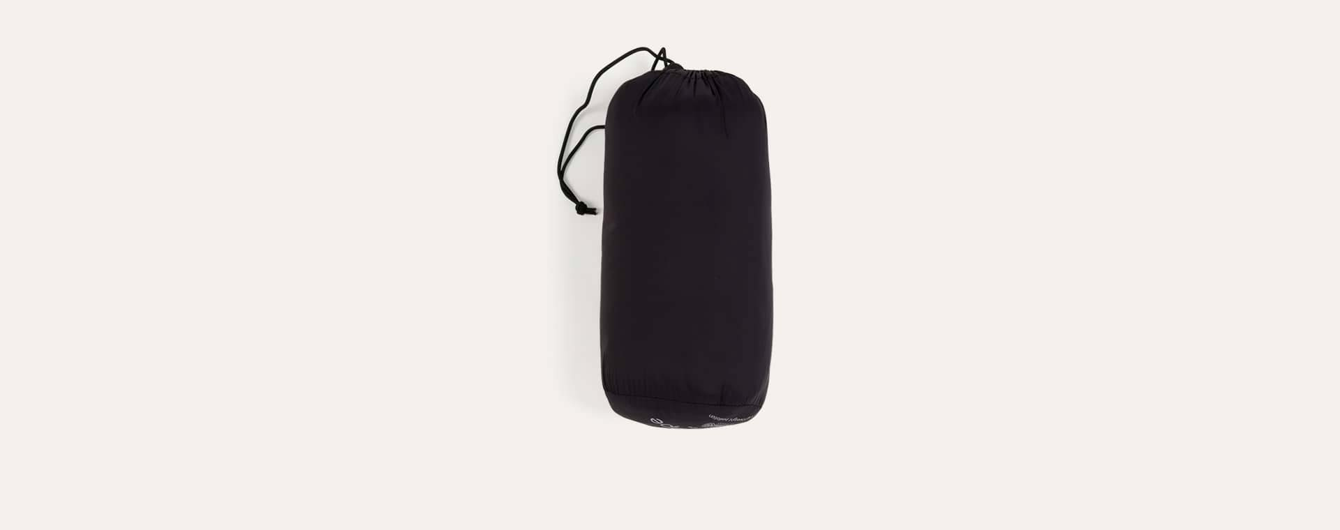 Black Cuddle Co Comfi Cape 2 in 1