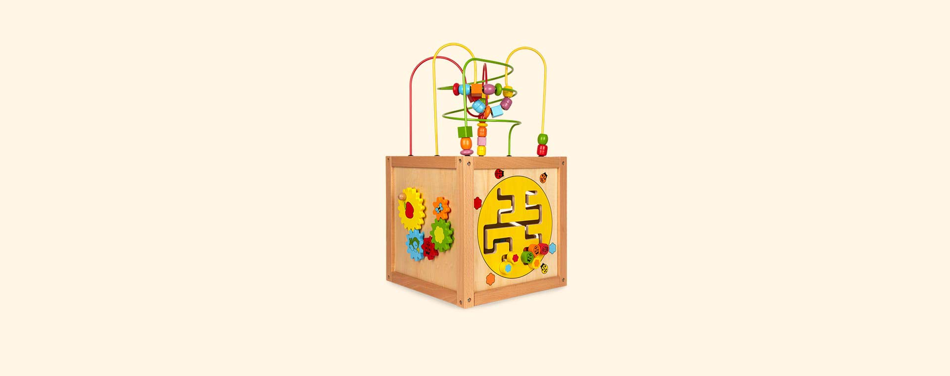 Multi Classic World Multi Activity Cube